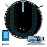 Proscenic 850T WLAN Saugroboter, Staubsauger Roboter, Alexa & Google Home & Appsteuerung, Saugroboter mit Wischfunktion…