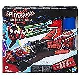 Spider-Man Miles Morales Mega Blast Web Shooter mit Handschuh, zum Abfeuern von Spinnenfäden