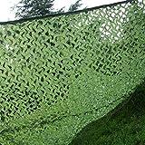 XUE Tarnnetz Grün für Jagd Wildtier Fotografie Sonnenschutz Camping Camouflage Deko 1,5x2M 2x2M 1,5x3M 2x3M 1,5x5M 2x4M 3x3M 2x6M 3x4M 3x5M 2x8M 4x4M 3x6M 4x5M 4x6M 5x5M 5x6M 6x6M