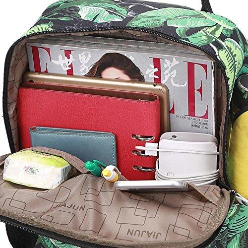borsa Liceo Studentesse/La versione coreana di tela zaino/tempo libero viaggio laptop bag/Sacchetti allaperto-G D
