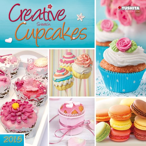 Cupcakes 2015 (Wonderful World) (Italienische Küchen Kalender 2015)