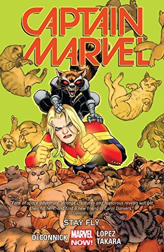 Captain Marvel Vol. 2: Stay Fly (Captain Marvel (2014-2015)) (English Edition) por Kelly DeConnick