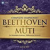 Complete Symphonies - Beethoven - Muti (6 CD SET)