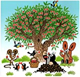 Der Maulwurf–Die Cherry Tree Mini Poster–40x 40cm