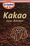 Dr. Oetker Kakao zum Backen, 11er Pack (11 x 100 g Packung)