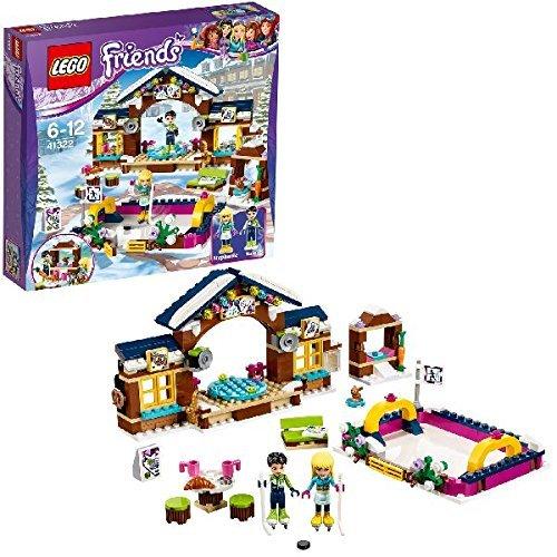 LEGO Friends   Estación de esquí: Pista de hielo (41322)