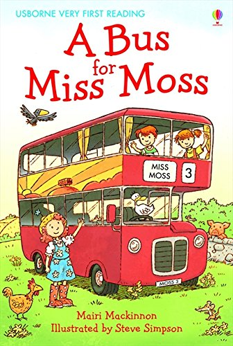 A Bus for Miss Moss (1.0 Very First Reading)
