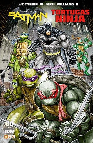 Batman/Tortugas Ninja (Segunda edición) por James Tynion IV