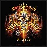 Gewebte Aufnäher / Patch Motörhead - Inferno