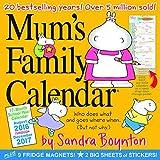 Mum's Family Calendar 2017