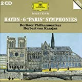 "Haydn-6 ""Paris""Symphonies-Orch.Ph.de Vienne-Karajan-"