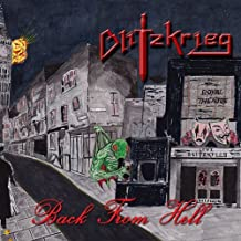 Back from Hell + 3 by Blitzkrieg (2013-11-20)