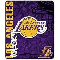 Northwest NBA Golden State Warriors Bedruckte Fleecedecke