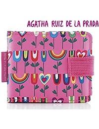 Agatha Ruiz De La Prada Billetero, Color Rosa