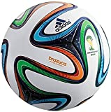 #8: A11 Sports Four Color Brazuca Football - Size: 5
