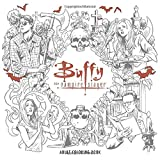 Books Best Deals - Buffy the Vampire Slayer Adult Coloring Book