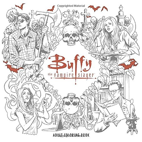 buffy-the-vampire-slayer-adult-coloring-book