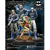 Batman Miniature Game: Carrie Kelley and Sons of Batman