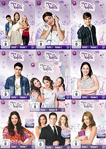 Staffel 1, Vols. 1-10 (20 DVDs)