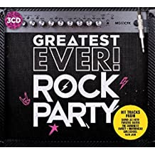 Rock Party-Greatest Ever [Import allemand]