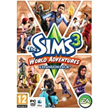The Sims 3: World Adventures - Expansion Pack (PC/Mac DVD) [Importación inglesa]