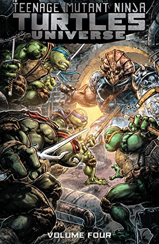 Teenage Mutant Ninja Turtles Universe Vol. 4: Home (English ...