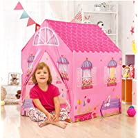 FABITON Jumbo Size Extremely Light Weight, Kids Tent House for Girls Water Proof Doll House Tent for 10 Year Old Girls…