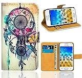Samsung Galaxy Trend 2 Lite (G318H) Housse Coque, FoneExpert Etui Housse Coque en...