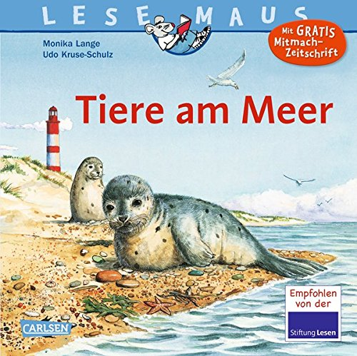 Tiere am Meer (LESEMAUS, Band 149) (Band Meer Am)