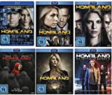 Homeland Seasons 1-6 [Blu-ray]