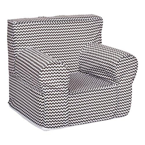 trend-lab-bedtime-gray-chevron-petite-accent-chair