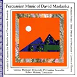 Arcadia II: Concerto for Marimba and Percussion Ensemble: Quarter Note = 80-84