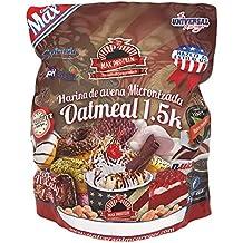 Max Protein Harina de Avena 1,5 kg Galleta Oreo