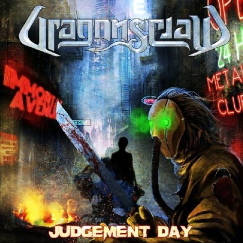 Dragonsclaw: Judgement Day (Audio CD)