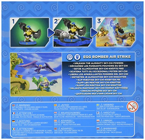 Activision Skylanders Imaginators: Sensei Egg Bomber Air Strike Spielzeug, Hybrid-Konsole, Kompatibel mit Verschiedenen Plattformen - 2