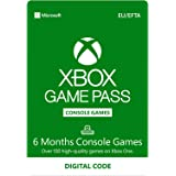 Xbox Game Pass for Console   6 Month Membership   Xbox - Download Code