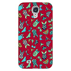 Jugaaduu Inners Pattern Back Cover Case For Samsung Galaxy S4 I9500