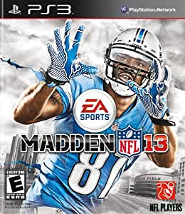 Madden NFL 13 PS3 US