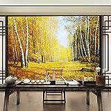 L22LW Wandbild Diese Idyllische Landschaft 3D Wall Paper Wandmalereien Tv Schlafsofa Videos Wall,...