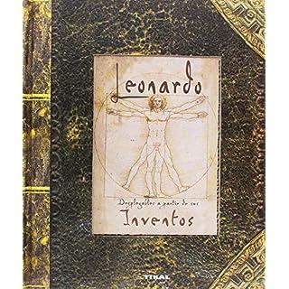 Leonardo : desplegables a partir de sus inventos (Modelos para armar)