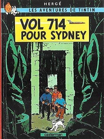 Vol 714 Pour Sydney (French Edition) MINI ALBUM (Tintin) by Herge (2006-01-01)