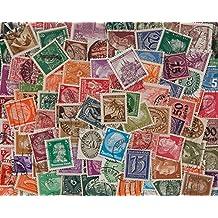 Goldhahn 100 Deutsches Reich 1872-1945 mit Gebieten- Briefmarken für Sammler