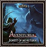 Dark Eye ulius25512e Aventurien ACG Forest of No Return Erweiterung Spiel
