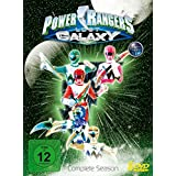 Power Rangers - Lost Galaxy - Die Komplette Staffel 7
