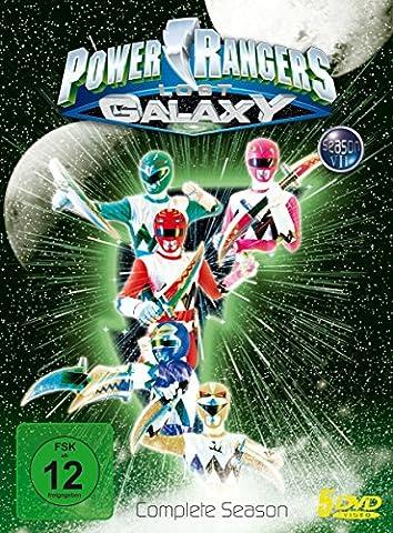 Power Rangers - Lost Galaxy - Die Komplette Staffel 7