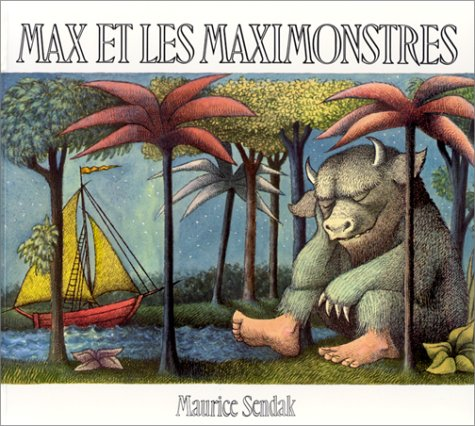 Max Et Les Maximonstres: Where the Wild Things are (Les lutins) por Maurice Sendak