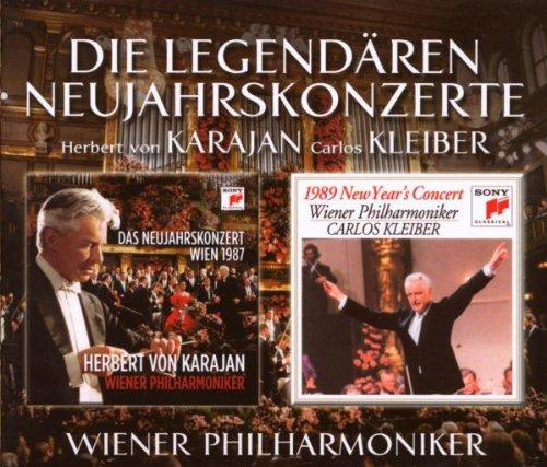 Karajan/Kleiber: die Legendären Neujahrskonzerte