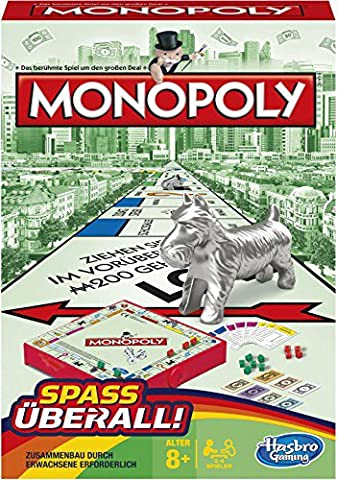 Monopoly Kompakt, 1 Stück (Monopoly Kompakt)