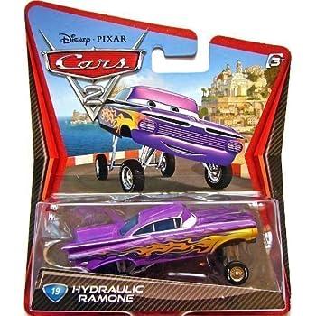 Disney Pixar Cars 2 - Hydraulic Ramone # 19 - Voiture