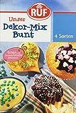 RUF Dekor-Mix Bunt, 4er Pack (4 x 160 g)